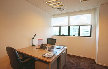 Rent Your Private Office Space In Cebu Apple One Equicom Tower