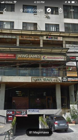 95 4 sqm Commercial Space for Lease in Quezon City