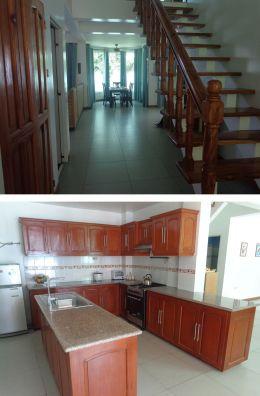 Beachfront House and Lot: Dulangan, Lot Size 565 square ...