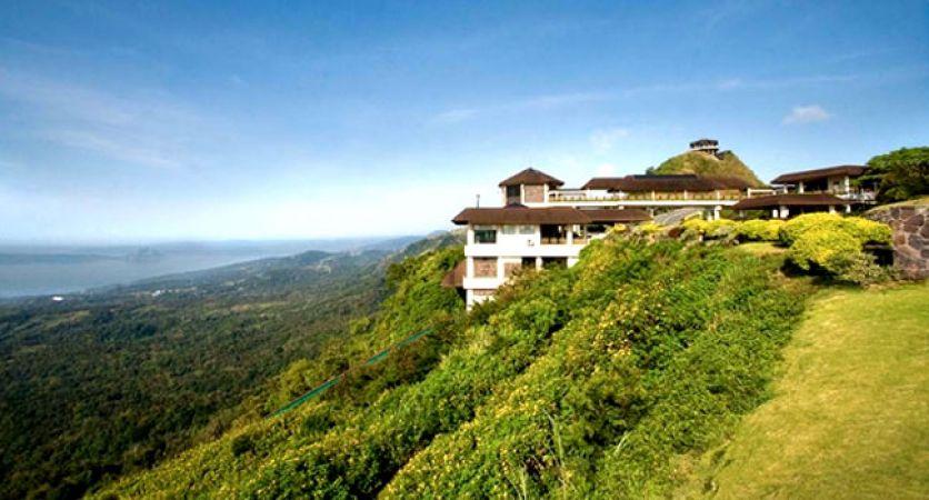 Lot at Talisay Batangas with breathtaking view of Taal Lake