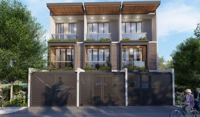 Mandaluyong 3 Storey Townhouse with Own Gate near Boni Ave ...