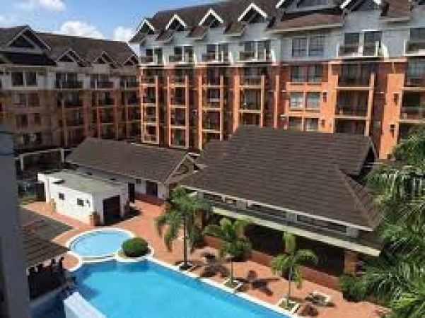 affordable vacation penthouse for sale in tagaytay