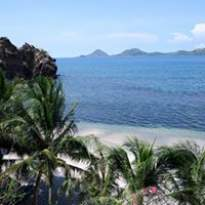 Beach Lot With Resort For Sale In Coron Palawan