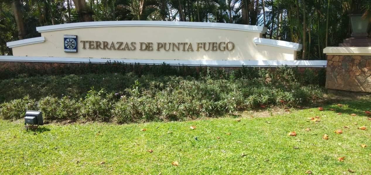 Beach Lot For Sale In Terrazas De Punta Fuego