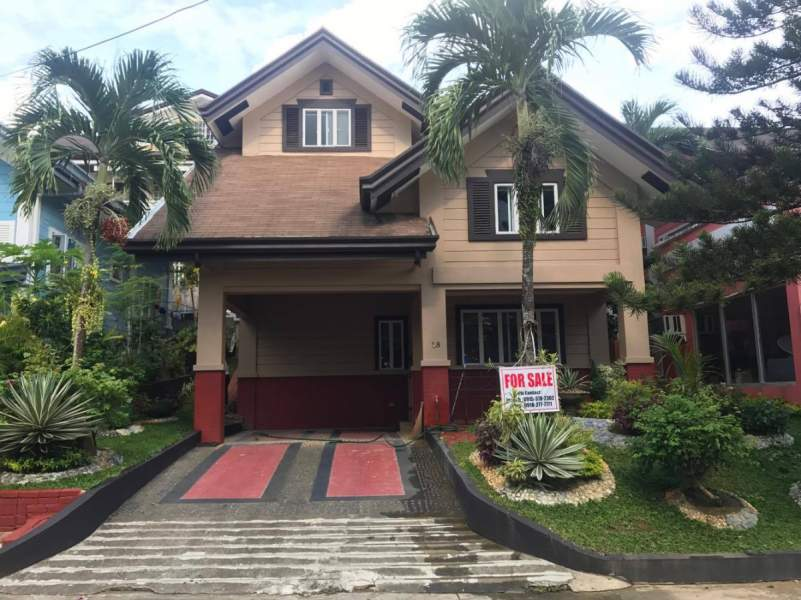 Cottonwoods Antipolo City House And Lot For Sale Fully