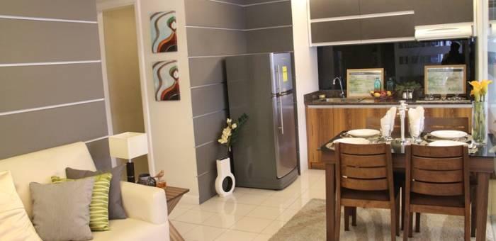 Condominium With 2 Bedroom For Sale In Suntrust Asmara New Manila Quezon City