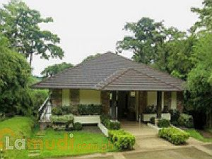 A More Traditional Bungalow-Style House