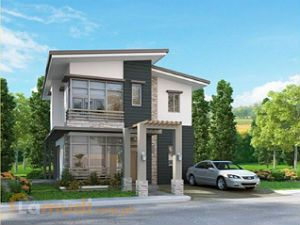 Modern Two-Storey Home in Angono