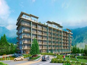 Apartments in Baguio and Fresh Air