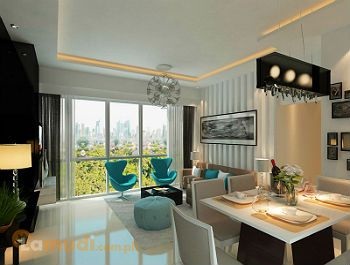 Luxurious Living with a View