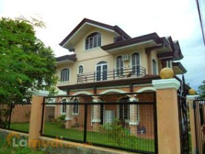 Furnished House for Rent in a 400-SQM Lot