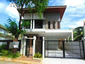 Gated Single-Detached House in Cubao