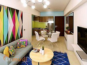 Buy a 2 Bedroom Apartment Unit in BGC