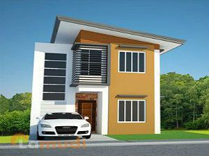 Simple Two Storey Home