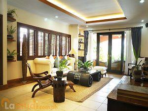 Living Room Interiors Modern Filipino