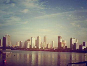 Manila by Manila Bay