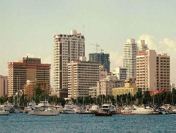 The City of Manila