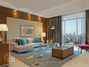 Spacious Living with Spectacular City Views