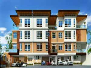 Townhouse in New Manila QC Ready for Occupancy