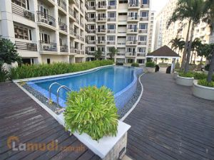 Swimming Pool for Apartment Residents