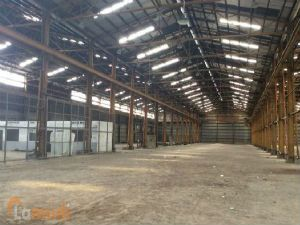 Up top 10,000 SQM of Warehousing Space