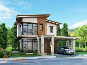 House and Lot 3 Bedrooms in Timberland Heights