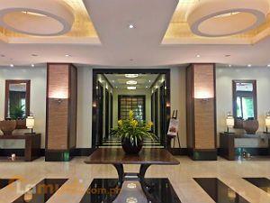 The Manansala Rockwell Lobby