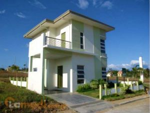 Standalone Townhouse in Sapang Palay