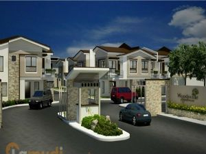 Townhomes in a Gated Subdivision